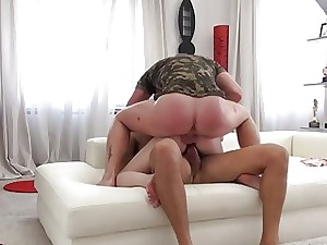 Super-fucking-hot loveliness Window-pane Greenvelle anal Three-way
