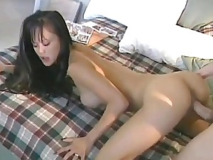 Omit Asian Teenage Filmed Gargling Dig up