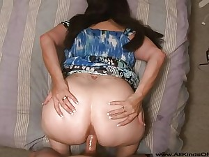 Heavy Mamma Anal belligerence Latina Old woman