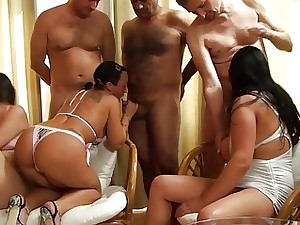 Bliss Small screen German Tiro Orgy